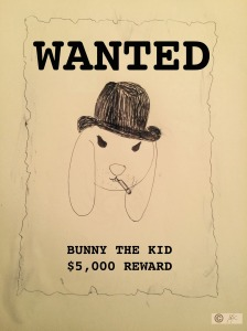 Bunny the kid bunreal bunny