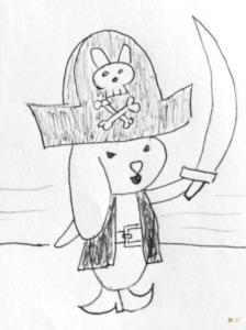 captain bunbossa bunny bunreal